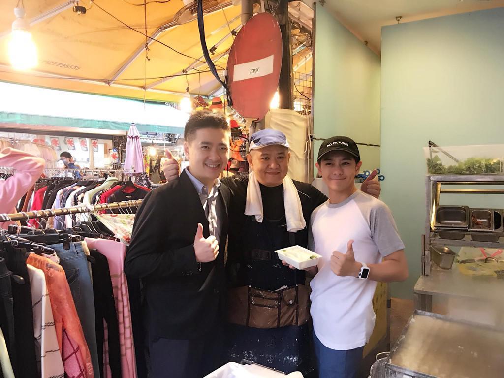 Dân Đài Loan xếp hàng mua bánh cuốn vỉa hè của anh trai Lâm Chí Dĩnh-1