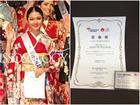 Khán giả Việt lo lắng khi Thùy Dung nhận giải phụ đầu tiên tại Miss International 2017