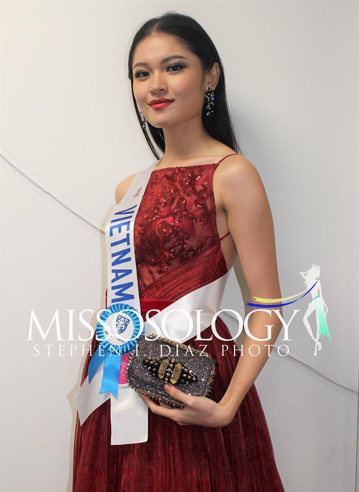 Khán giả Việt lo lắng khi Thùy Dung nhận giải phụ đầu tiên tại Miss International 2017-7
