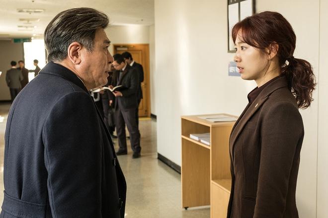 Park Shin Hye tự nhận mình đẹp nhạt nhẽo, anti-fan đừng vội cười!-3