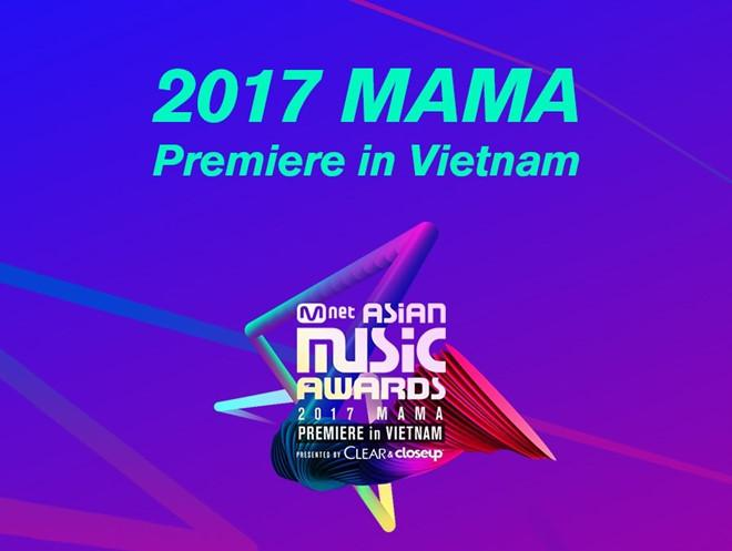 Trao giải nghệ sĩ Việt Nam và châu Á: Tấm áo quá rộng cho MAMA-1