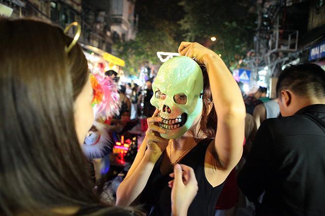 Những địa điểm vui chơi Halloween rùng rợn nhất Hà Nội-2