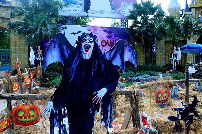 Những địa điểm vui chơi Halloween rùng rợn nhất Hà Nội-5