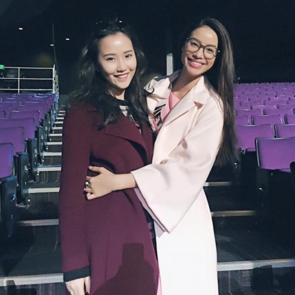Chân dung cô gái tài sắc vẹn toàn được cho là 'bạn gái mới' của thiếu gia Phan Thành-9