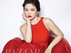 Với vóc dáng bé nhỏ, Song Hye Kyo sẽ chọn váy cưới kiểu nào để làm 'cô dâu thế kỉ'?