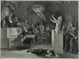 Lịch sử rùng rợn của 'vùng đất phù thủy' Salem
