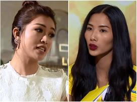 Lệ Hằng và Hoàng Thùy đối đáp căng thẳng trong tập 5 'Tôi là Hoa hậu Hoàn vũ Việt Nam'