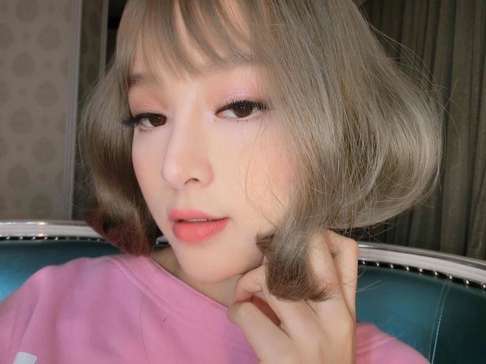 Hot girl - hot boy Việt 30/10: Thánh nữ bolero Jang Mi gây nghiện khi tung mashup 2 hit của Vpop-1