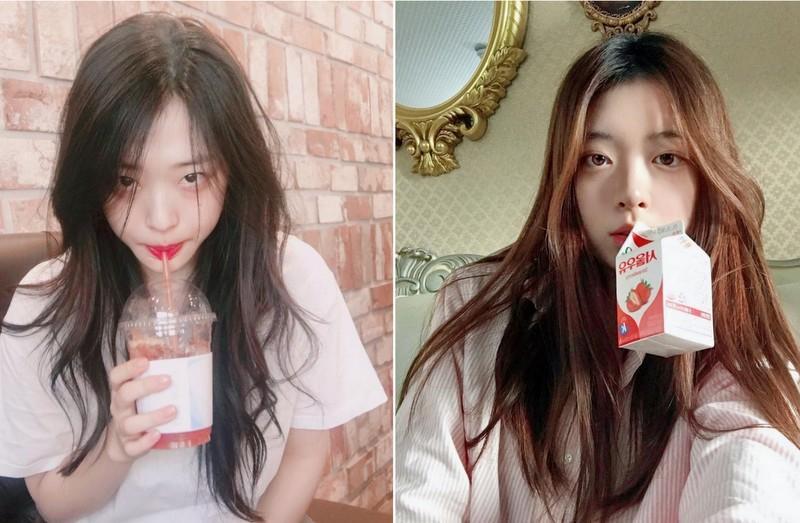 Cô gái Hàn được ví như chị em song sinh thất lạc của Sulli vì giống thần tượng đến 99%-3