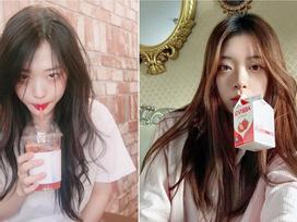 Cô gái Hàn được ví như chị em song sinh thất lạc của Sulli vì giống 'thần tượng' đến 99%