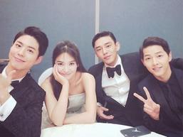 'Hội anh em' sẽ chơi piano và đọc lời chúc phúc tại đám cưới Song Joong Ki - Song Hye Kyo