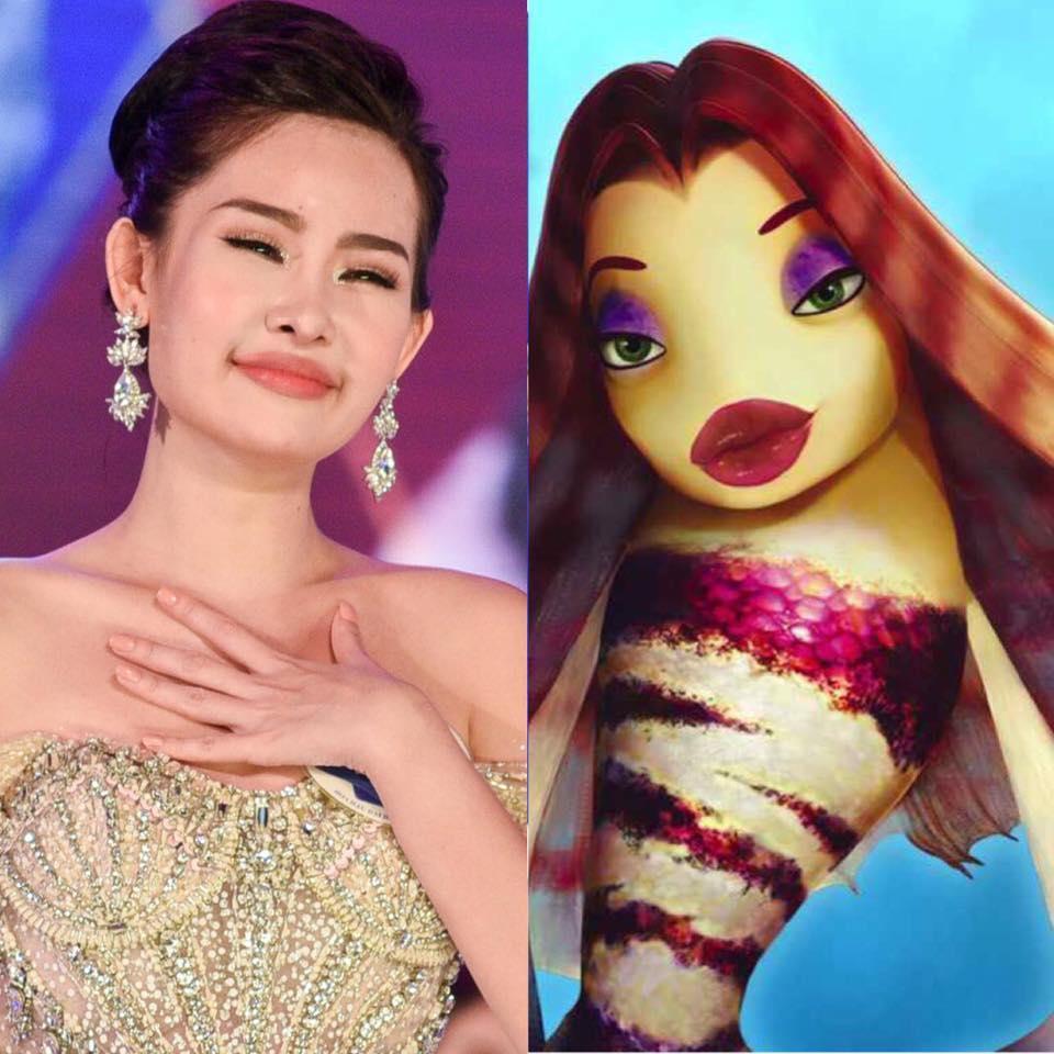 Ca sĩ Thanh Thảo: Dè bỉu nhan sắc Hoa hậu Đại Dương 2017 giống cá La Hán thì thật tội cô ấy-4