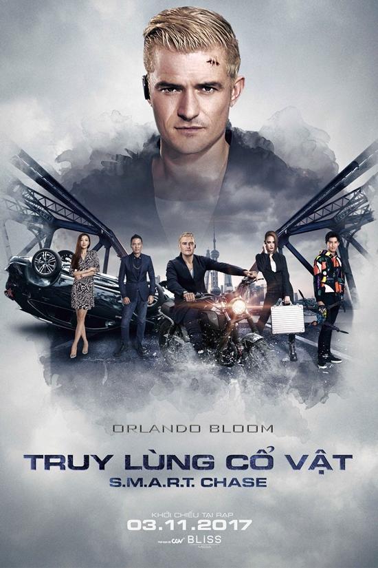 Vợ Châu Kiệt Luân đóng phim hành động cùng Orlando Bloom-2
