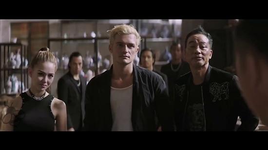 Vợ Châu Kiệt Luân đóng phim hành động cùng Orlando Bloom-5