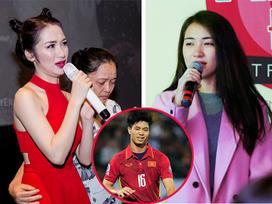 Hòa Minzy khóc cạn nước mắt khi bị mẹ Công Phượng gọi điện xin buông tha con trai