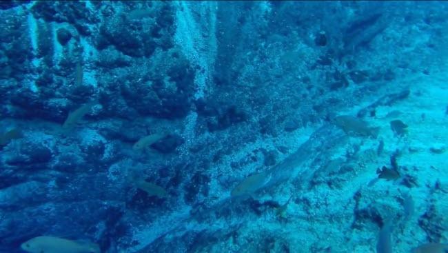 Bí mật ẩn chứa bên trong dòng sông không nguồn có màu xanh lạ kỳ-3