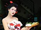 Tin sao Việt 31/10: Hóa thân thành 'Geisha bún đậu', Trang Trần hot nhất ngày Halloween