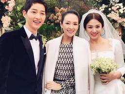 Dàn sao khủng 'đổ bộ' đám cưới thế kỷ của Song Joong Ki và Song Hye Kyo