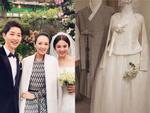 Diện váy 6 triệu đồng, Chương Tử Di tỏa sáng không thua kém ai tại đám cưới Song - Song-8