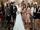 Khi 'tường thành Kpop' SNSD đi hát đám cưới
