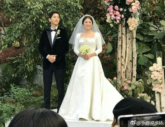 Những bí mật hậu trường hấp dẫn của đám cưới thế kỷ Song Joong Ki - Song Hye Kyo-3
