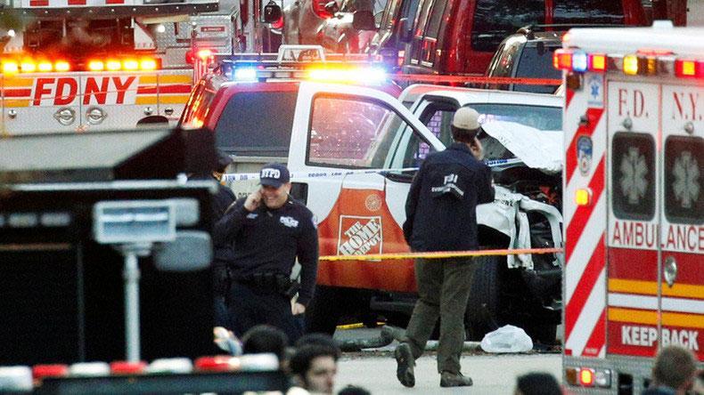 Tấn công khủng bố ở New York-1