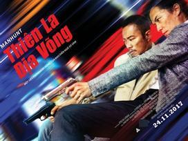 'Manhunt': Bom tấn điện ảnh quy tụ nhiều ngôi sao hàng đầu châu Á