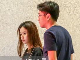 Midu bị bắt gặp thân thiết cùng trai lạ trong thời điểm Phan Thành công khai bạn gái mới