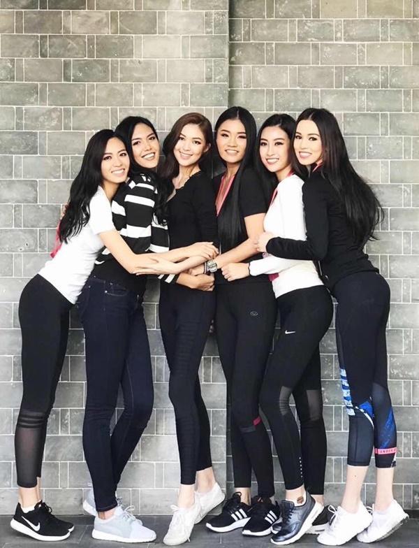 Sau khi chia nhóm, Đỗ Mỹ Linh phải đối đầu với những mỹ nhân nào tại Miss World 2017?-5