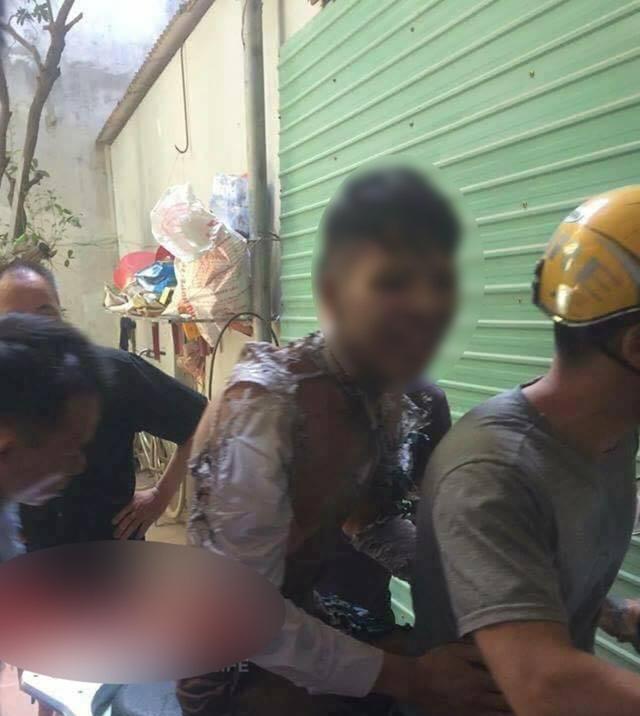 Thông tin mới nhất về thanh niên 20 tuổi tự thiêu vì giận dỗi người yêu ở Bắc Ninh-1