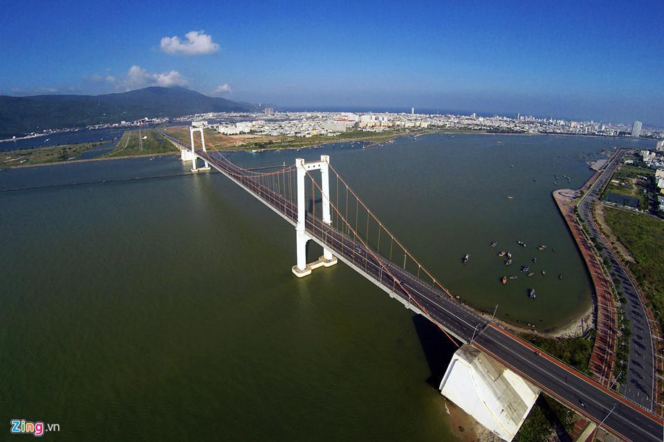5 cây cầu ấn tượng bắc qua sông Hàn ở Đà Nẵng-3