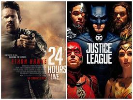 Phim chiếu rạp tháng 11: Cuộc chiến phòng vé khốc liệt của các siêu phẩm điện ảnh