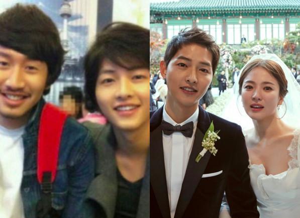 Sao Hàn 1/11: Lee Kwang Soo hài hước Chị dâu Song Hye Kyo, Song Joong Ki phiền chị rồi-1