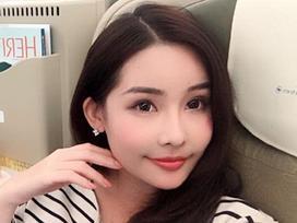 Tin sao Việt 1/11: Bỏ ngoài tai mọi công kích, hoa hậu Lê Âu Ngân Anh hào hứng với công việc mới