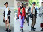 Phát hoảng street style 'quái dị' của giới trẻ tại Vietnam International Fashion Week