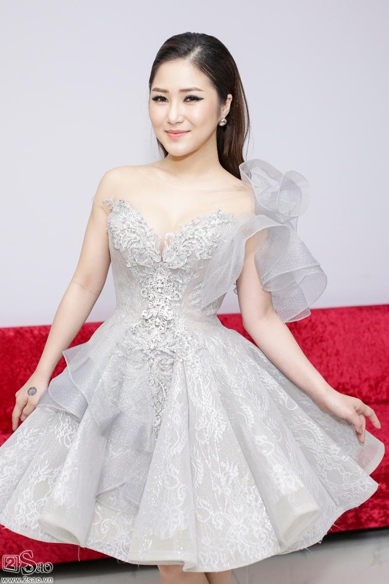 Vũ Cát Tường nũng nịu ôm Soobin Hoàng Sơn trong hậu trường-6