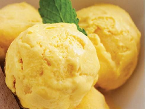 Cách làm kem sầu riêng tại nhà-1