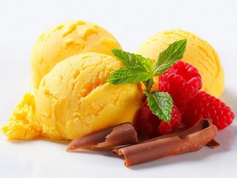 Cách làm kem sầu riêng thơm ngon bằng máy xay sinh tố-2