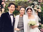 Bị nghi livestream trộm, trục lợi từ đám cưới của Song - Song, Chương Tử Di vẫn bình thản