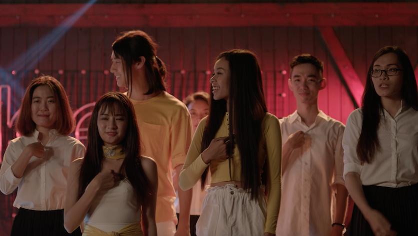 Glee: Hòa Minzy và Angela Phương Trinh từ bạn thành thù chỉ vì Hữu Vi-8