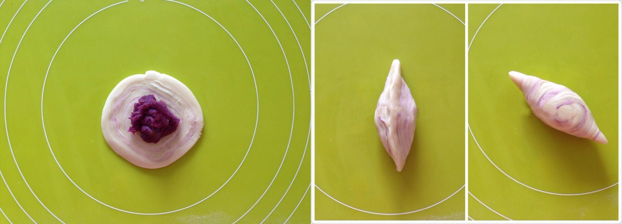 Không cần lò nướng cũng làm được bánh xoắn ốc siêu đẹp siêu ngon-4