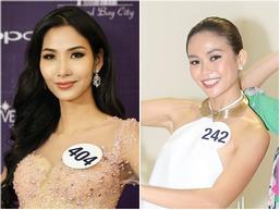 Mâu Thủy múa xuất sắc, Hoàng Thùy hát mất phong độ tại Hoa hậu Hoàn vũ Việt Nam 2017