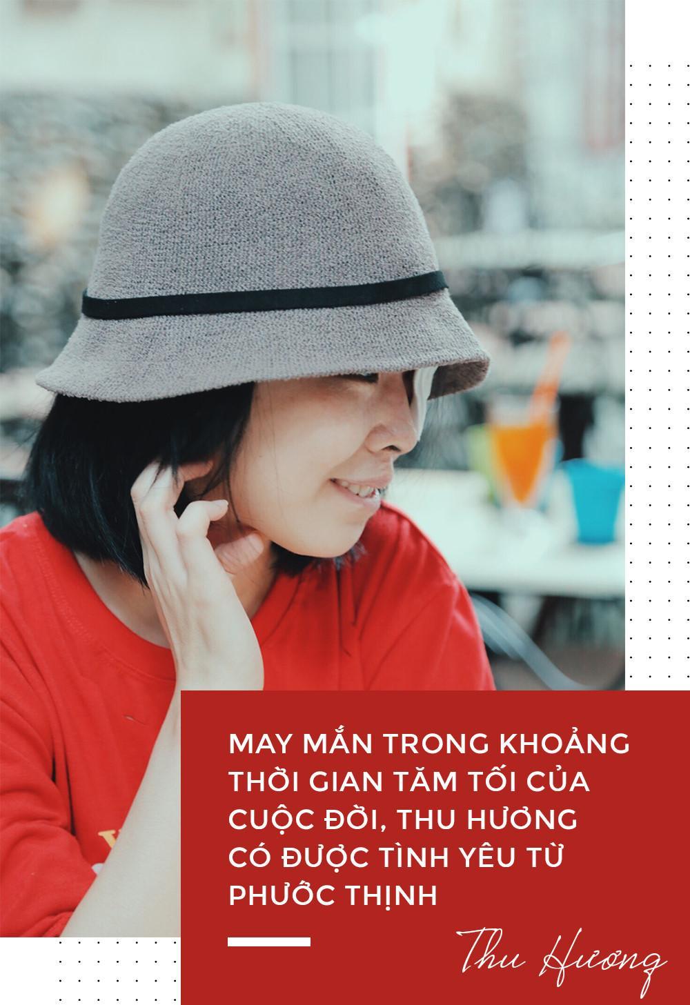 Nữ sinh bị tạt axit ở Sài Gòn: Tình yêu chợt đến khi đời tăm tối nhất!-6