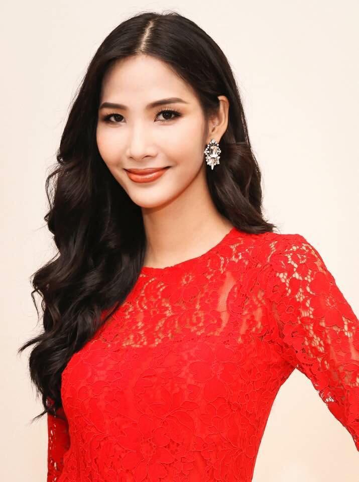 Mâu Thủy múa xuất sắc, Hoàng Thùy hát mất phong độ tại Hoa hậu Hoàn vũ Việt Nam 2017-1