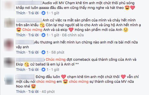 MV mới cán mốc 20 triệu view, Noo Phước Thịnh đã thả thính cho sản phẩm tiếp theo!-2