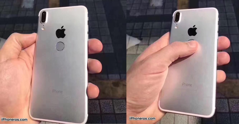 Apple thà bỏ chứ không đưa cảm biến vân tay vào lưng iPhone X-1