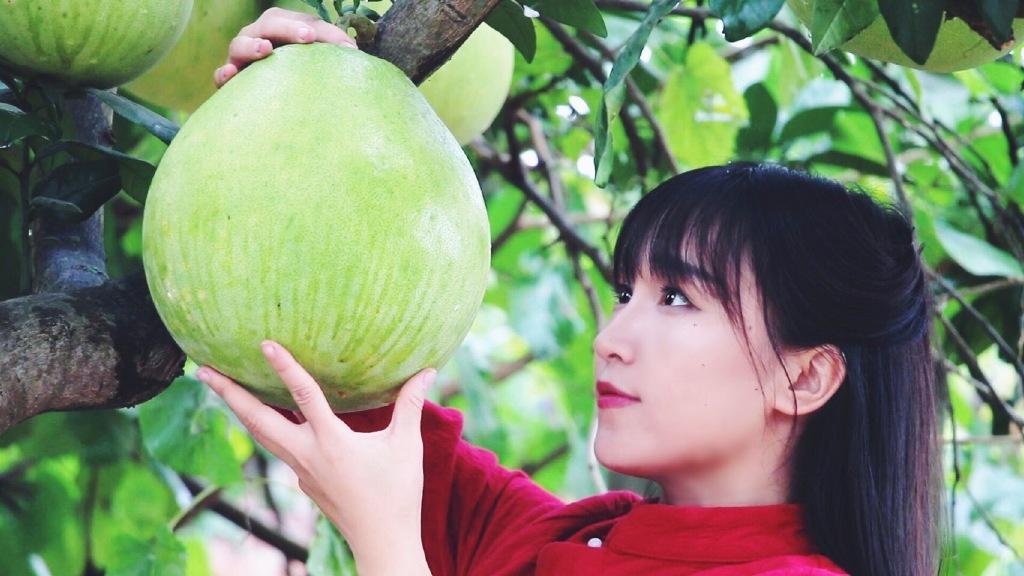 Hết thánh ăn công sở Tiểu Dã, giới trẻ xứ Trung nức lòng vì thánh nữ nấu ăn phiên bản cổ trang-1