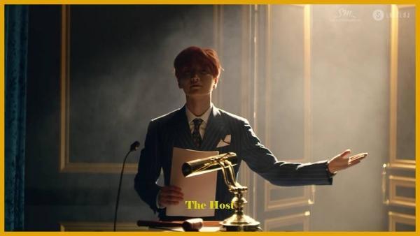 Super Junior quá nam tính với vũ đạo sexy trong teaser MV 'Black Suit'-2