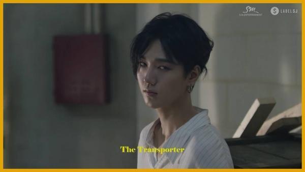 Super Junior quá nam tính với vũ đạo sexy trong teaser MV 'Black Suit'-6