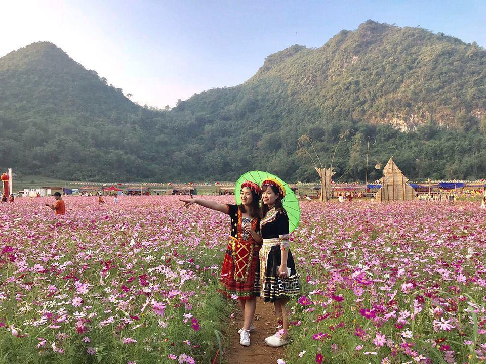 Lịm tim giữa thung lũng hoa Bắc Sơn bồng bềnh ở xứ Lạng-4